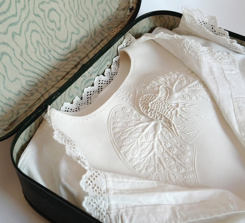 Suitcase – To take some fresh air