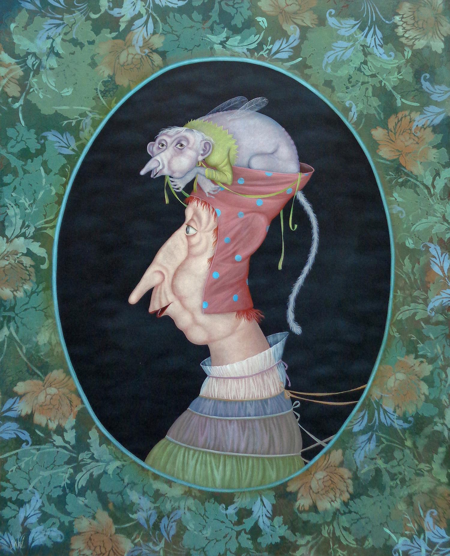 2_evgenia-sare-Muse-a-galerie-bettina-art-contemporain-paris