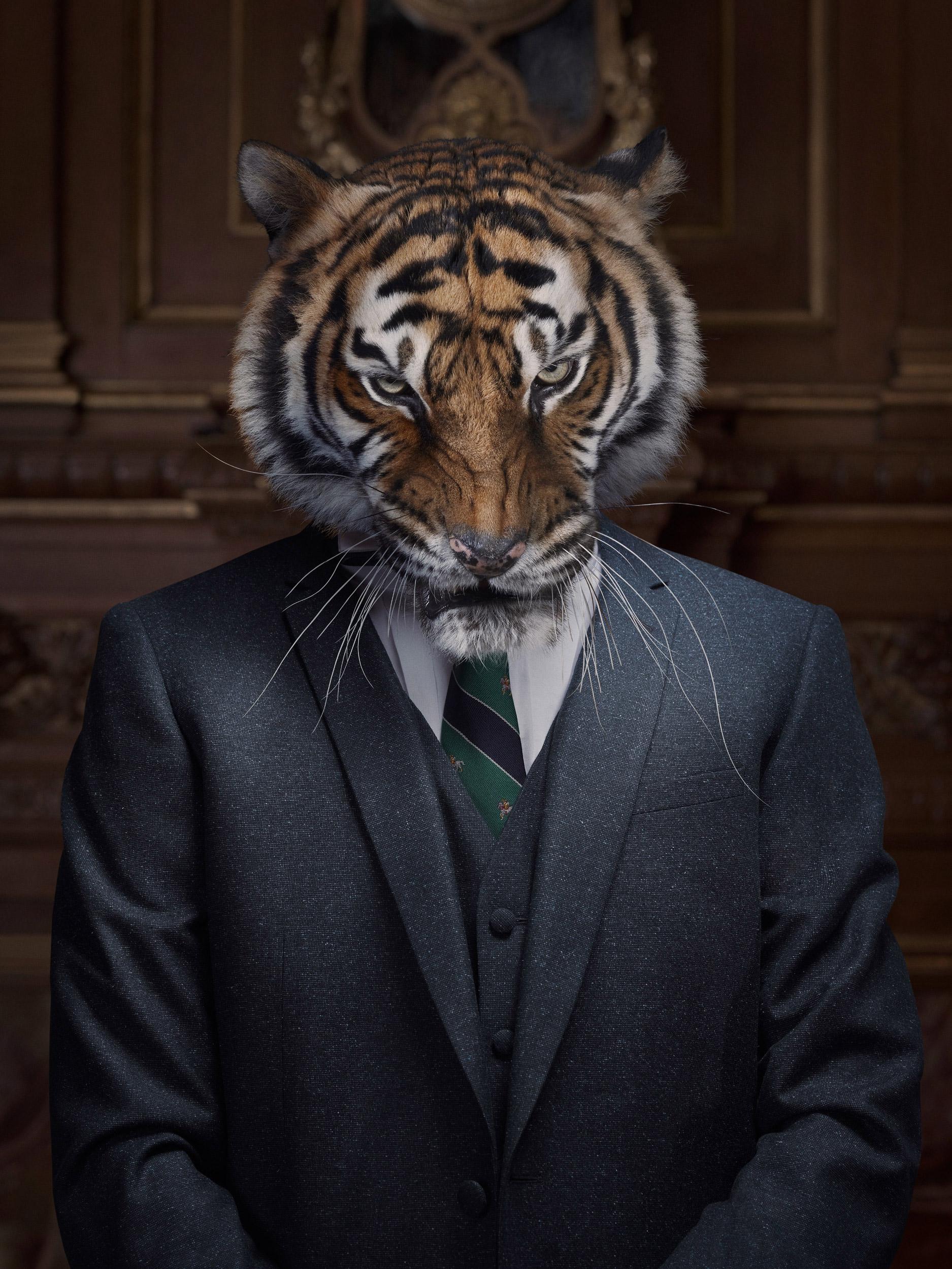 Animalité. Portrait#02