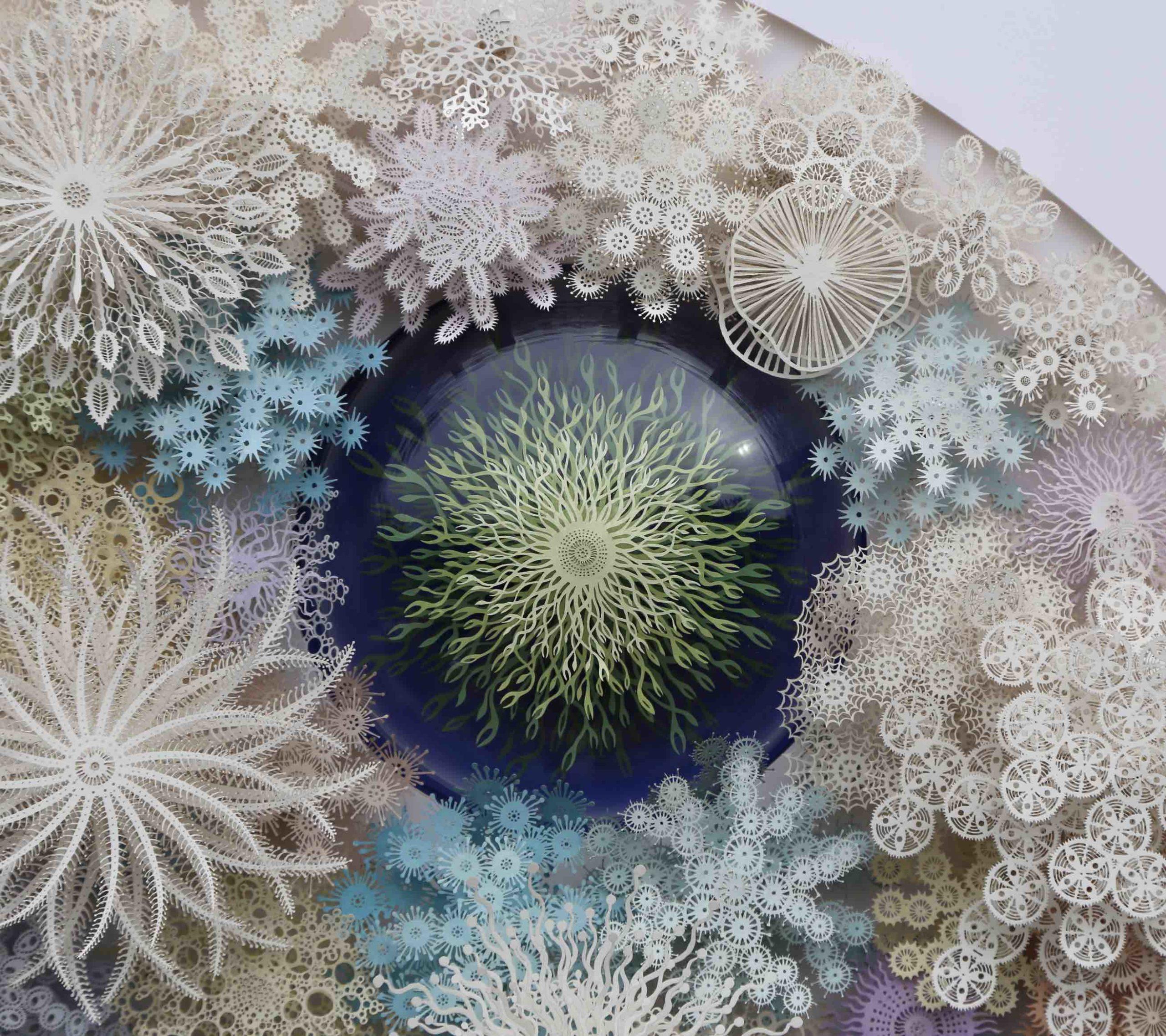 Coral Garden Détail 1